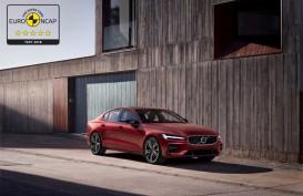 Volvo S60 dan V60 Raih Peringkat Keamanan Bintang 5 Euro NCAP