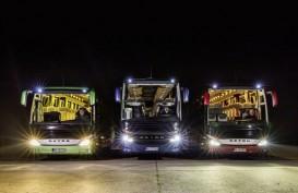 Alasan Bus Mercedes-Benz Pakai Lampu LED