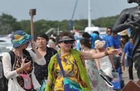 Lesunya Transaksi Valas Diduga Dipengaruhi Penurunan Kunjungan Turis China