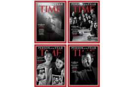 Ini Alasan Majalah Time Tampilkan Sosok Jurnalis Sebagai Person of the Year