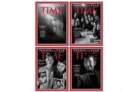 Ini Alasan Majalah Time Tampilkan Sosok Jurnalis Sebagai…