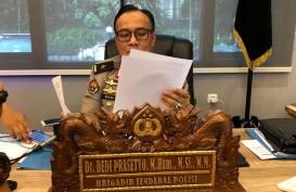 Mabes Polri Bantah Perusakan Kantor Polsek Ciracas Dilakukan Anggota TNI