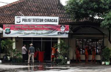 Tahanan Polsek Ciracas Dipindahkan Imbas Penyerangan Massa