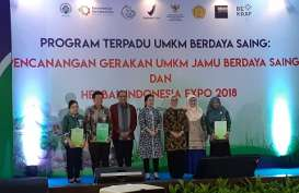 BPOM Gelar UMKM Jamu Berdaya Saing & Herbal Indonesia Expo 2018
