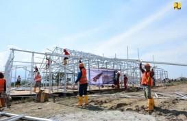 Pemulihan Pascagempa Sulteng: Pemerintah Siapkan 1.200 Unit Hunian Sementara