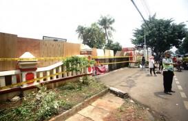 Rumah Tempat Tinggal Penggeroyok TNI di Ciracas Dirusak Massa