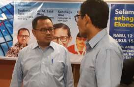 Prabowo-Sandi Janji Kembalikan Pengelolaan BUMN ke Arah Lurus