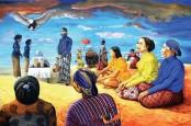 Memajang Karya Seni di Kamar Mandi, Kenapa Tidak?