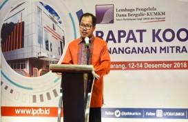 LPDB KUMKM Koordinasi dengan KPKNL Selesaikan Piutang Pembiayaan