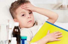 FAMILY : Anti Panik Saat Anak Sakit