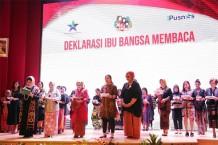 Menko PMK Ajak Para Ibu Indonesia Tularkan Kebiasaan Membaca