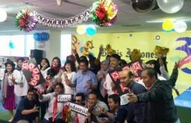 Ini Pesan Hariyadi Sukamdani dalam Perayaan 33 Tahun Bisnis Indonesia
