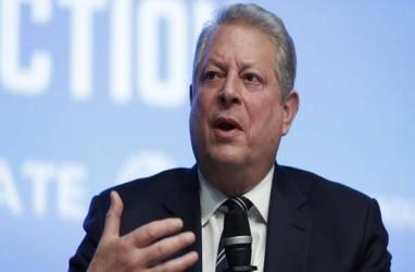Al Gore: Jakarta dan New York Terancam Tenggelam