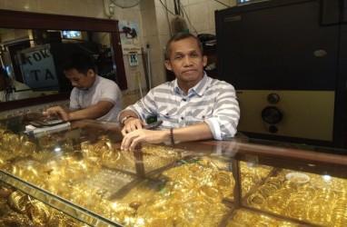 Harga Emas di Banjarmasin Semakin Mengilap