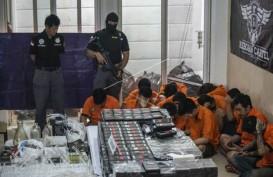 Selundupkan Liquid Ganja ke Indonesia, Polri dan Bea Cukai Tangkap WNA Inggris