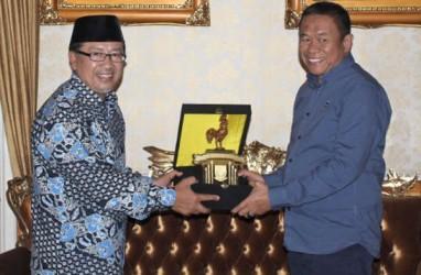 Irvan Rivano Dibui, Herman Suherman Jadi Plt Bupati Cianjur