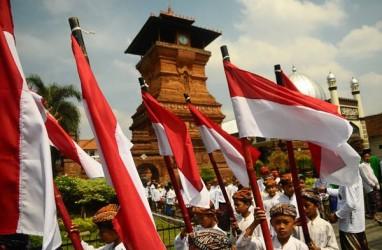 Survei: Warga Indonesia Cenderung Moderat Soal Relasi Negara dan Agama