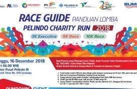 Pelindo Gelar Charity Port Run Berhadiah Total Rp200 Juta