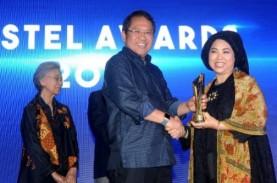 Alita Terima Penghargaan dari Mastel