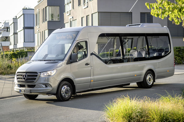 Mercedes-Benz Sprinter 23.  - DAIMLER