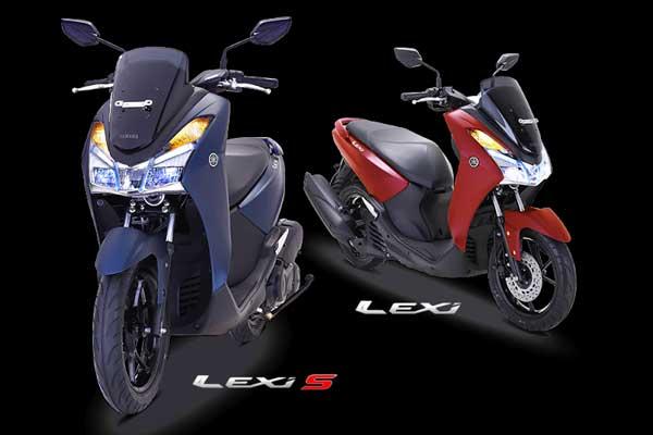 Yamaha Lexi. - yamaha