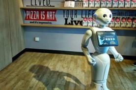 Kominfo Dorong Industri Robotik di Indonesia
