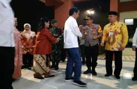 Jokowi Memulai Kunjungan Kerja ke Jambi