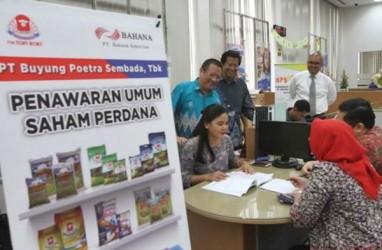 Buyung Poetra (HOKI) Targetkan Pabrik Beras Anyar Rampung 2020