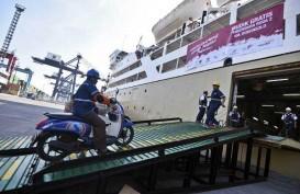 Penumpang di Tanjung Emas Diprediksi Turun 5% pada Libur Natal dan Tahun Baru