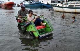 Dermaga Pelabuhan Tanjung Emas Ditinggikan 1 Meter