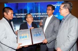 Data Center TelkomSigma Raih Raih Sertifikat Tier IV