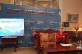 Dubes Lyudmila Vorobieva: Crimea Berunifikasi Dengan…