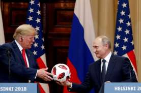 Dituduh AS Langgar Perjanjian Nuklir, Rusia Minta…