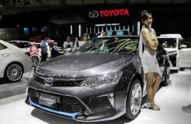 Toyota Masih Butuh Waktu Hadirkan Camry Baru