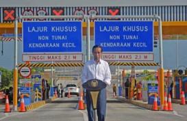 LALU LINTAS JELANG TAHUN BARU : Tol Trans-Jawa Tersambung
