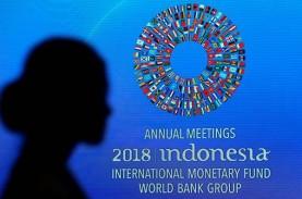 Peserta Asing IMF-WB Annual Meeting Habiskan Rp341…