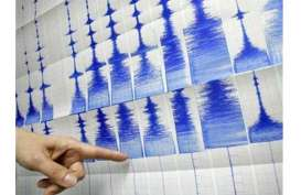 Gempa 3,7 SR Goyang Keerom Papua