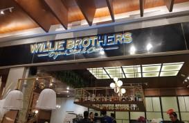 Willie Brothers, Restoran Steik Premium di Mall of Indonesia