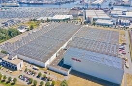 Nissan Aktifkan Atap Panel Surya Terbesar di Amsterdam