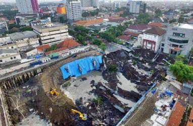 Box Precast Jadi Solusi Perbaikan Jalan Gubeng