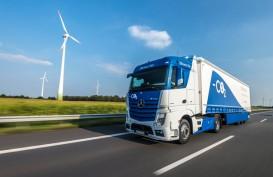 Per 1 Januari, Truk di Eropa Wajib Sertifikat BBM dan CO2