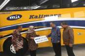 Tingkatkan Layanan, Multi Inti Sarana Group Resmikan Pool Cikande & Luncurkan Bus Kalimaya