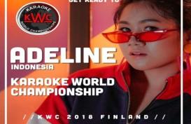 Karaoke World Championship: Ayo Ikut Vote Adeline, Wakil Indonesia