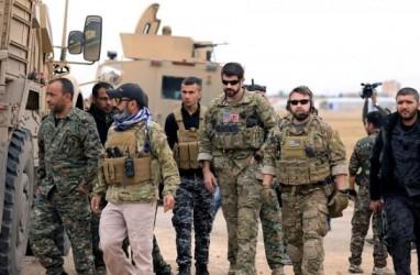 AS Akan Tarik Pasukan dari Suriah Secara Menyeluruh