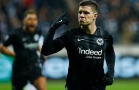 Cetak 2 Gol Lagi, Luka Jovic Samai Alcacer Top Skor Bundesliga