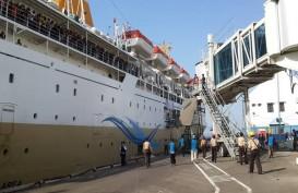 MUDIK NATAL: Penumpang KM Sinabung di Pelabuhan Biak Meningkat