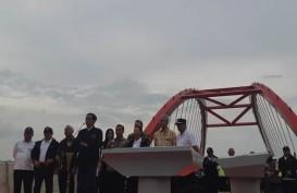 Presiden Jokowi Resmikan 3 Ruas Jalan Tol di Jawa Tengah