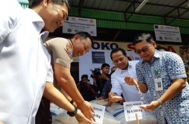 Tambah Produksi, Food Station Tjipinang Operasikan Mesin Pengolah Beras