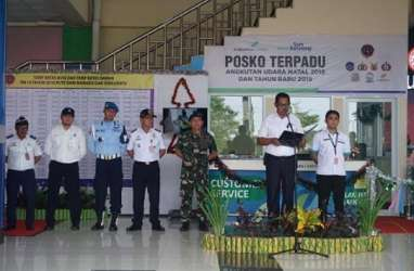 Libur Natal & Tahun Baru 2018: Penumpang Bandara Sam Ratulangi Diproyeksi Capai 190.740 Orang