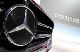 BMW dan Daimler Bakal Satukan Kekuatan